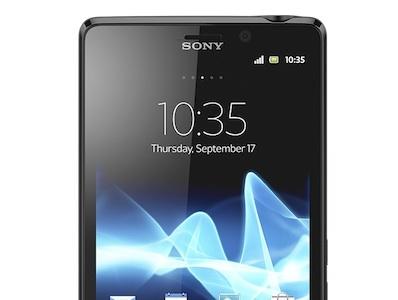 Sony Xperia T, el nuevo buque insignia de la gama Xperia