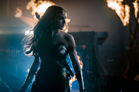 Justice League Movie Wonder Woman Gal Gadot