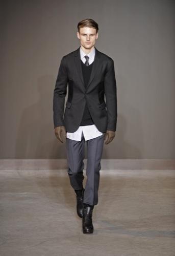 Louis Vuitton, Otoño-Invierno 2010/2011 en la Semana de la Moda de París. Camisas