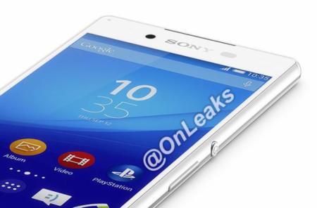Este es el posible aspecto del Sony Xperia Z4