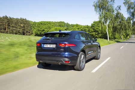 Jaguar F -Pace Mj18 27