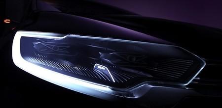 """Teaser del Renault que veremos en Frankfurt, su visión de un """"alto de gama"""""""