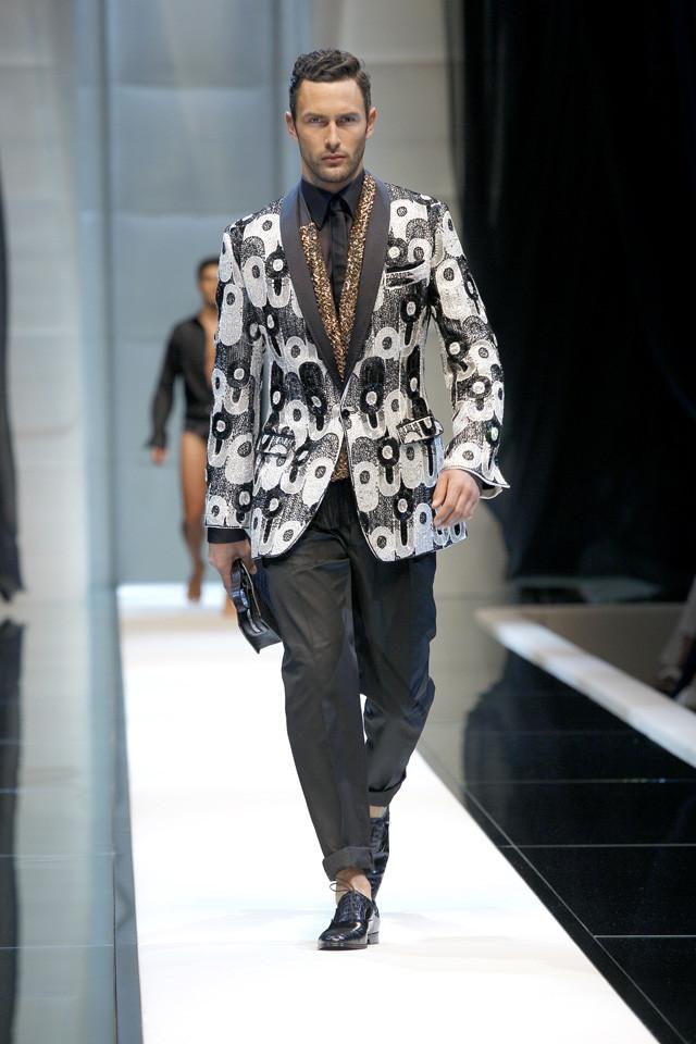 Foto de Milano Moda Uomo primavera-verano 2010: Dolce&Gabbana (1/16)