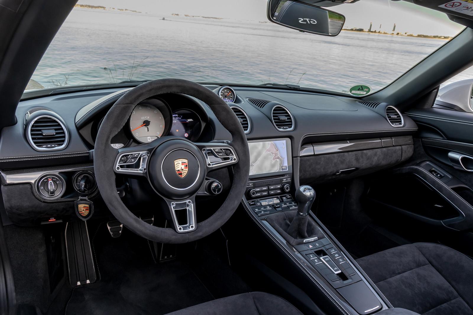 Foto de Porsche 718 Boxster GTS 4.0 (presentación) (85/88)