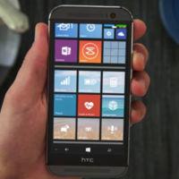 Microsoft y HTC siguen trabajando juntos, ¿veremos un M10 con Windows 10 Mobile?
