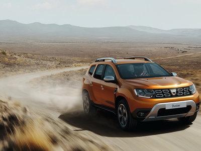 Saluda al nuevo Renault Duster en sus primeras imágenes oficiales