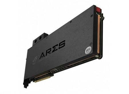 ASUS hace oficial tarjeta ROG ARES III, dual-GPU con bloque de agua