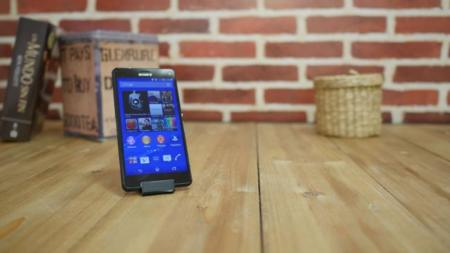 Sony Xperia Z3 Compact Portada