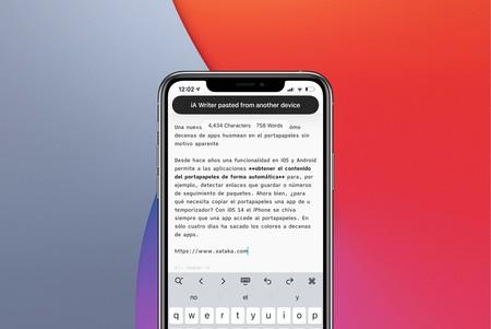 Una nueva característica del iPhone desvela cómo muchas apps husmean en el portapapeles sin motivo aparente