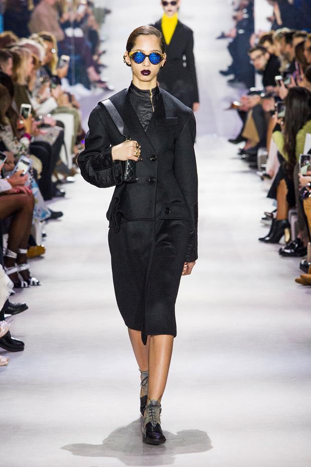 Christian Dior colección Otoño-Invierno 2016/2017