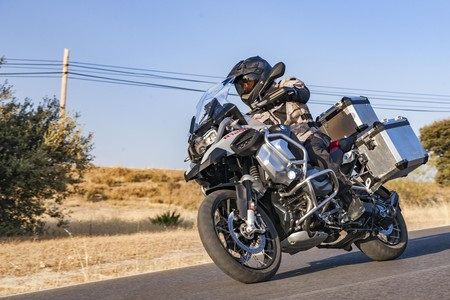 Bmw R 1250 Gs Adventure 2019 Prueba 044