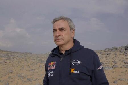 Carlos Sainz Amazon