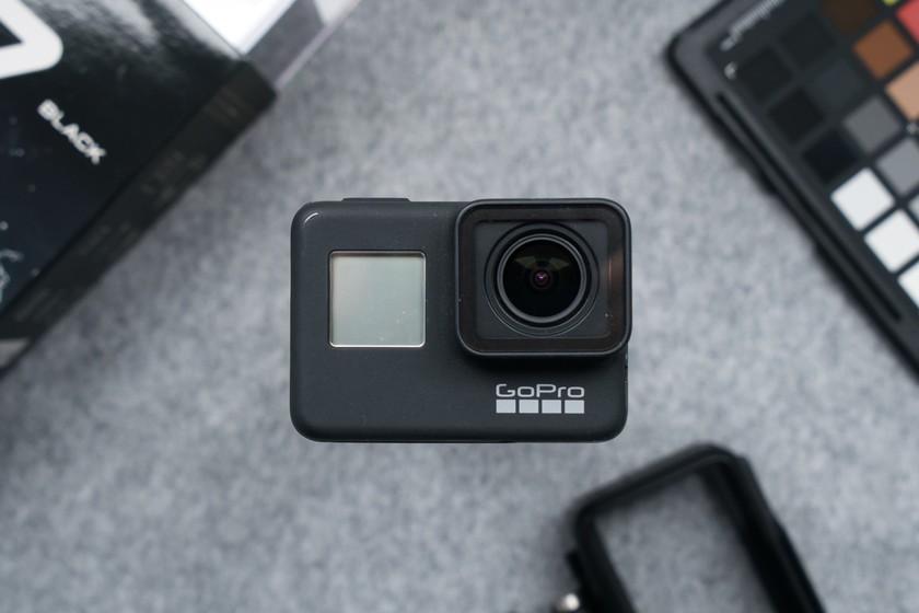 Bolsa Estuche de viaje portátil ajuste para Pro GoPro Hero 3,4,5 acción Go Cam Cámara