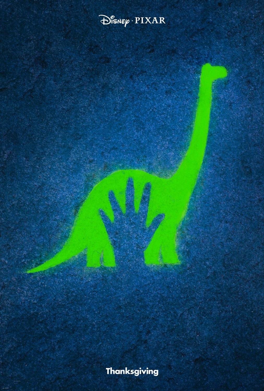 Foto de 'El viaje de Arlo (The Good Dinosaur)', todos sus carteles (1/18)