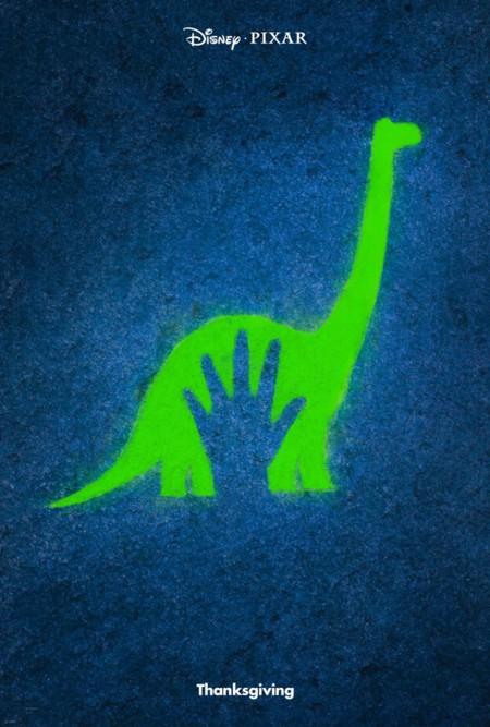 'El viaje de Arlo (The Good Dinosaur)', todos sus carteles