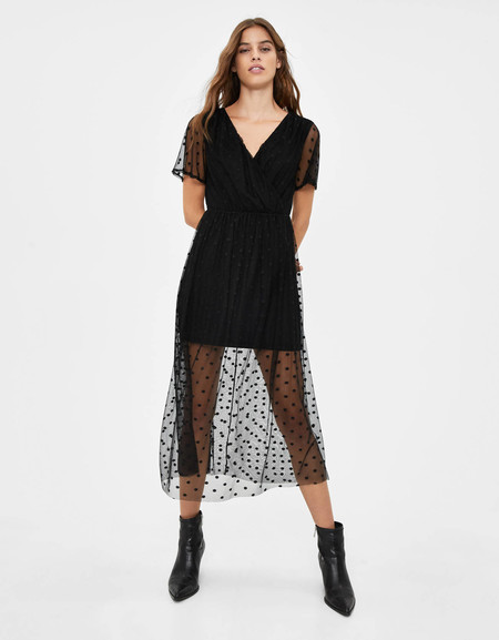 Vestido Negro 9