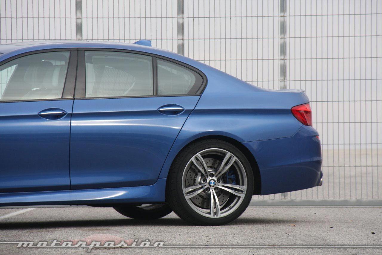 Foto de BMW M5 (Prueba) (41/136)