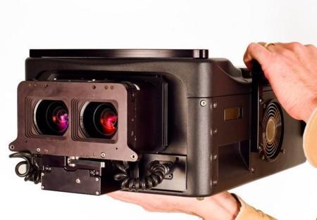 La cámara 4K de IMAX quiere resucitar el cine 3D