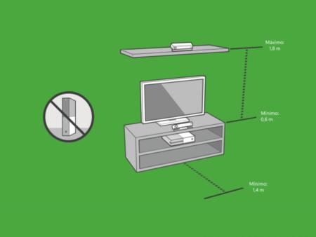 Kinect de Xbox One podrá ser utilizado en habitaciones más pequeñas