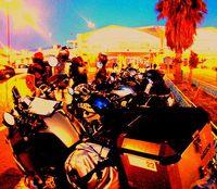 Viaje por Marruecos en moto (3): por fin, en la otra orilla