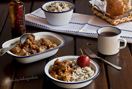 Paseo por la gastronomía de la red: recetas de arroz para todos los gustos