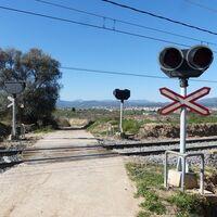 Google Maps comienza a mostrar los pasos a nivel para mejorar la seguridad entre coches y trenes