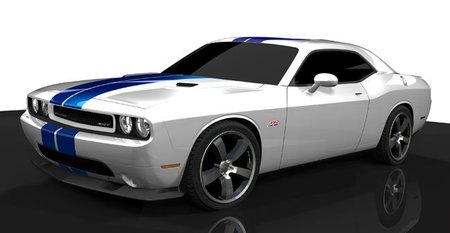 Dodge Challenger SRT8 392 Edition