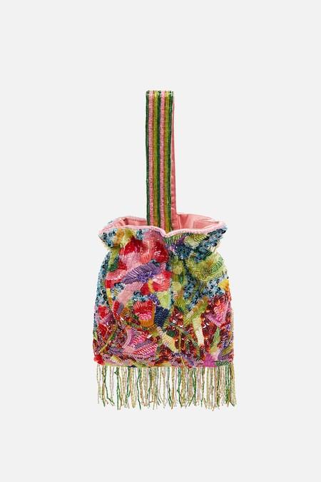 Zara Estampado Floral 22