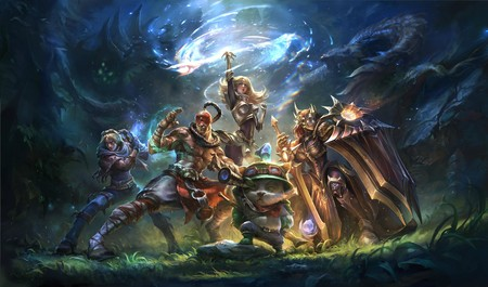 Tencent y Riot unen sus fuerzas para llevar League of Legends a teléfonos móviles, según Reuters