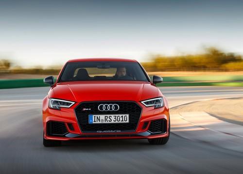 Audi RS3 Sedán, una bestia de 400 hp disfrazada de compacto