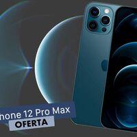 Ahorra 80 euros comprando el iPhone 12 Pro Max en tuimeilibre con EarPods incluidos por 1.199 euros