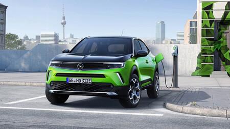 Opel sólo fabricará coches eléctricos: sus motores diésel y gasolina tienen 2028 como fecha límite