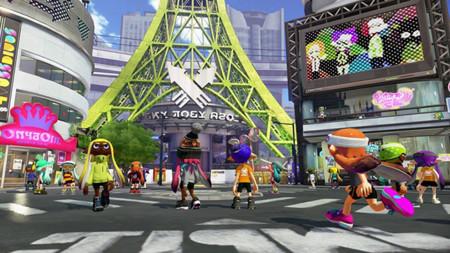 Splatoon Plaza