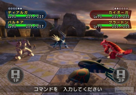 GDC 2007: Pokemon Battle Revolution primer título online de Wii
