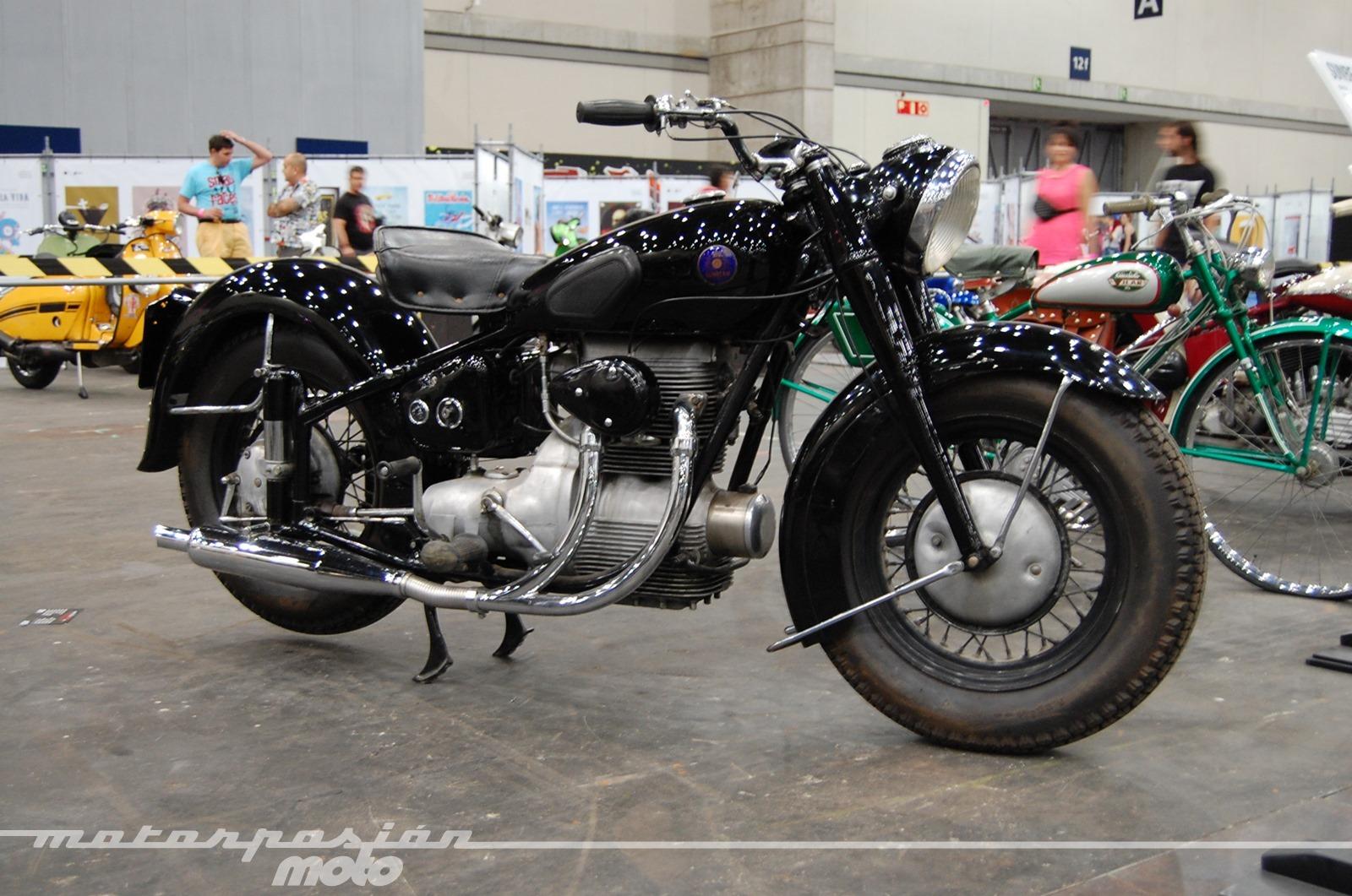 Foto de Mulafest 2014, exposición de motos clásicas (32/35)