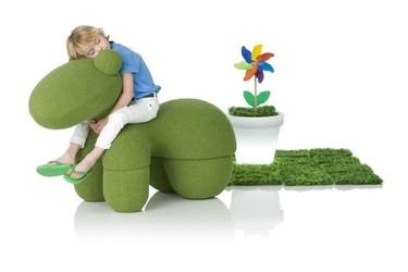 Pony chair, una silla ideal para niños