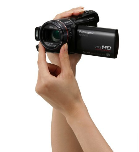 Videocámaras HD de Panasonic