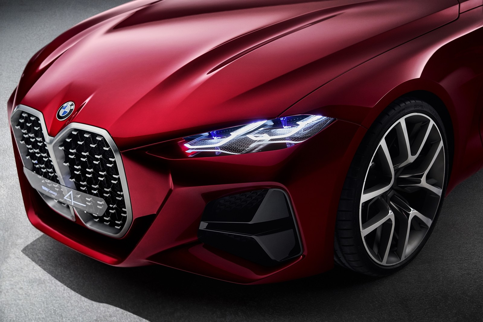 Foto de BMW Concept 4 (21/27)