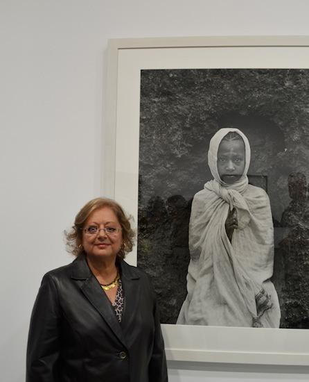 Cristina García Rodero, cuarta académica de la Real Academia de Bellas Artes de San Fernando