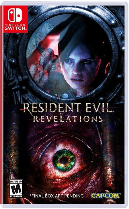 Resident Evil Revelations Collection Box