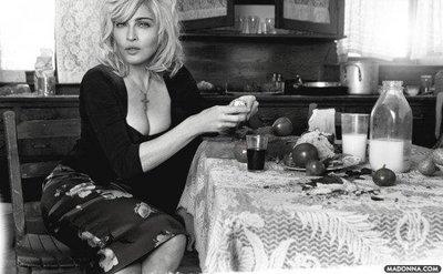 ¿Se cuidan los famosos? Madonna (IV)