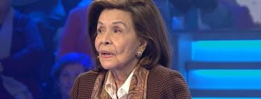 Fallece la madre de Isabel Preysler, Beatriz Arrastia, a los 98 años: recordamos su única aparición en televisión