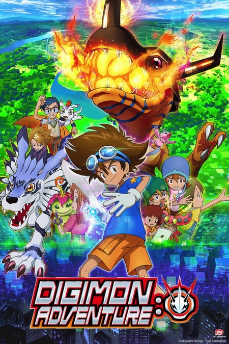 Digimon Adventure Mexico Crunchyroll Abril 2020