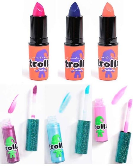 Mac Good Luck Trolls 2016 Collection 3