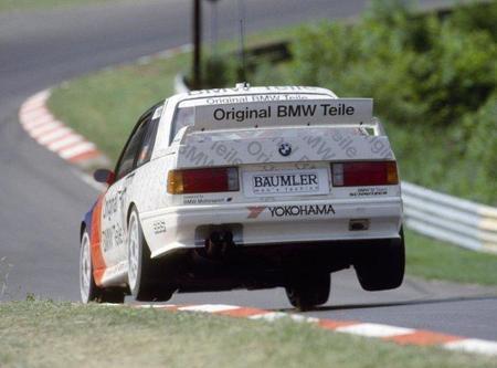 BMW confirma su entrada en el DTM en 2012