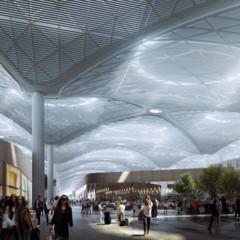 Foto 5 de 6 de la galería nuevo-aeropuerto-de-estambul en Xataka