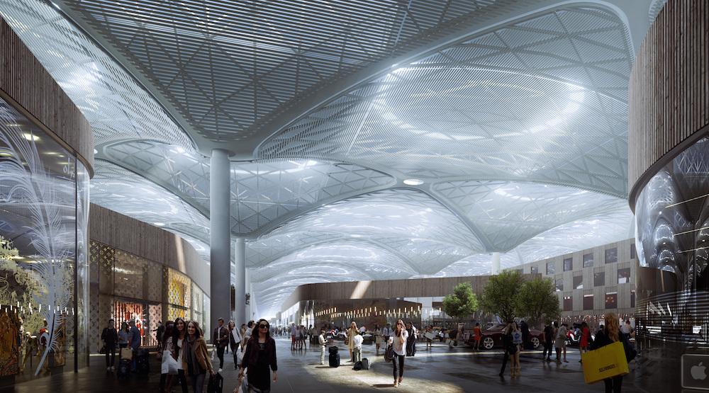 Foto de Nuevo aeropuerto de Estambul (5/6)