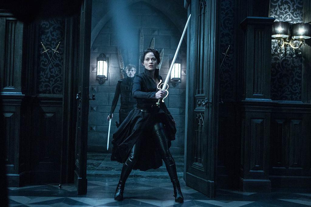 Lara Pulver Underworld Guerras De Sangre