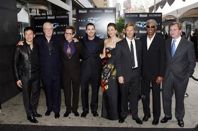 'El Caballero Oscuro', la película del año en cifras y el posible Oscar a Ledger