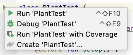 Planttest
